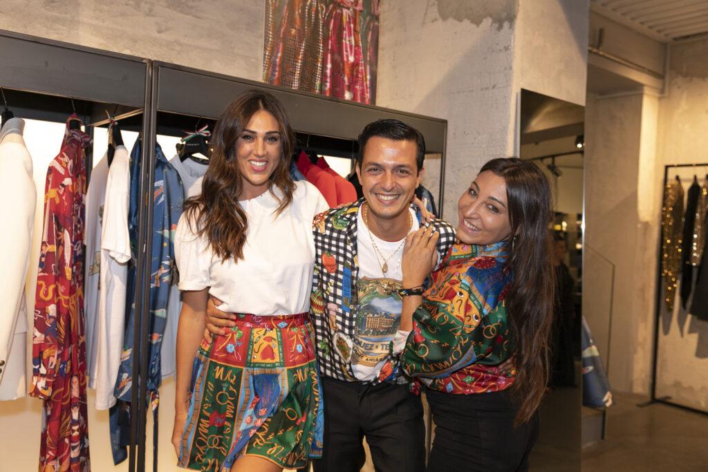EnriquezxTessabit_Cecilia Rodriguez Alessandro Enriquez e Francesca Molteni